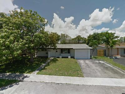 Sunrise Single Family Home For Sale: 2601 NW 73rd Avenue