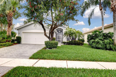 Valencia Isles, Valencia Isles 1, Valencia Isles 2, Valencia Isles 3 Single Family Home For Sale: 11414 Lanai Lane