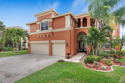 Royal Palm Beach Single Family Home For Sale: 2116 Bellcrest Court