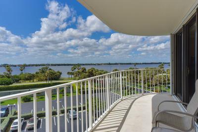 Palm Beach Condo For Sale: 3360 S Ocean Boulevard #4 A Ii