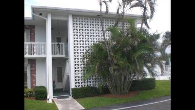 South Palm Beach Rental For Rent: 4501 S Ocean Boulevard #G5