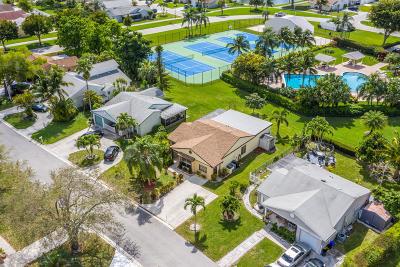 Boca Raton Single Family Home For Sale: 23275 Liberty Bell Terrace