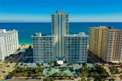 Fort Lauderdale Condo For Sale: 3900 Galt Ocean Drive #1401