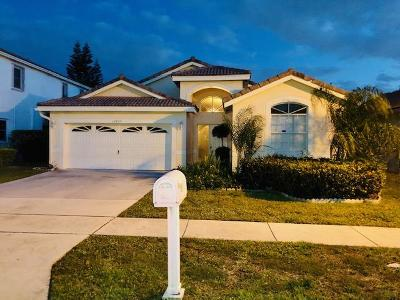 Boynton Beach Single Family Home For Sale: 12455 Pleasant Green Way