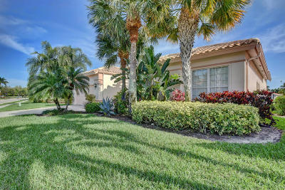Boynton Beach Single Family Home For Sale: 6542 Piemonte Drive