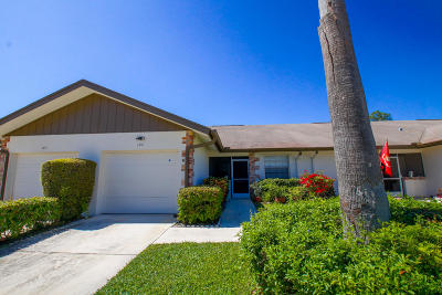 Jupiter Townhouse For Sale: 180 Bent Arrow Drive
