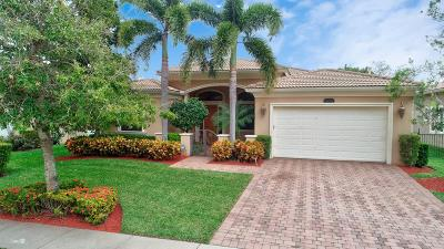 Delray Beach Single Family Home For Sale: 16084 Glencrest Avenue