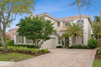 West Palm Beach Single Family Home For Sale: 8408 Heritage Club Drive