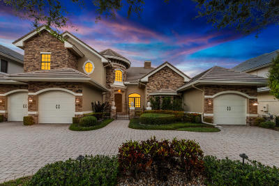 Boynton Beach Single Family Home For Sale: 9161 Equus Circle