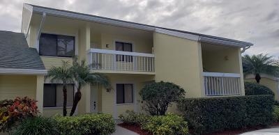 Fort Pierce Condo For Sale: 4225 Gator Trace Avenue #E