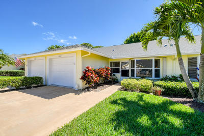 Hobe Sound Single Family Home For Sale: 10856 SE SEa Pines Circle