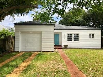 West Palm Beach Single Family Home For Sale: 7610 Washington Road