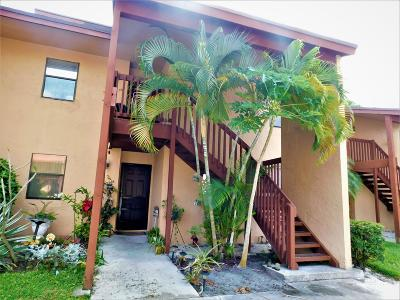 Royal Palm Beach Condo For Sale: 904 Lakeview Circle