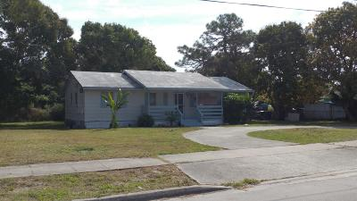 Fort Pierce Single Family Home For Sale: 606 19th N Street