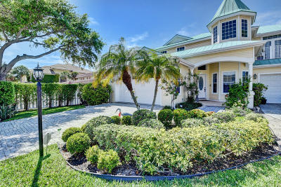 Delray Beach Townhouse For Sale: 1012 Del Harbour Drive
