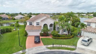 Boca Raton Single Family Home For Sale: 21594 Halstead Drive