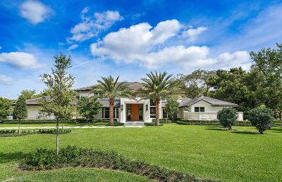 Les Jardins, Les Jardins, Patch Reef Estates Single Family Home For Sale: 4400 NW 24th Terrace