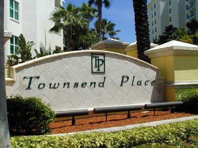 Boca Raton Condo For Sale: 500 SE Mizner Boulevard #A801