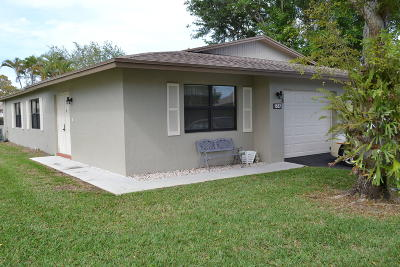 Single Family Home Sold: 1557 Palmland Drive