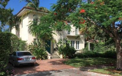 West Palm Beach Single Family Home For Sale: 317 Marlborough Road