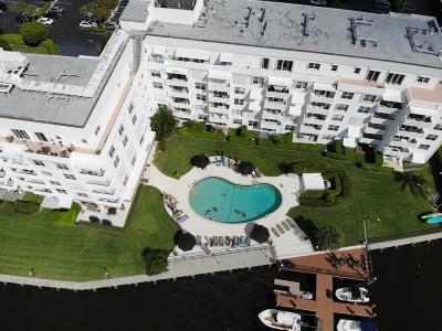 Palm Beach Condo For Sale: 2840 S Ocean Boulevard #209