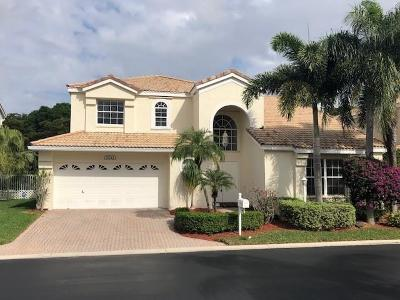 Boca Raton Single Family Home For Auction: 17242 Ventana Drive