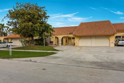 Boca Raton Single Family Home For Sale: 4460 NE 5th Avenue