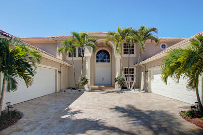 Boca Raton Single Family Home For Sale: 21279 Falls Ridge Way