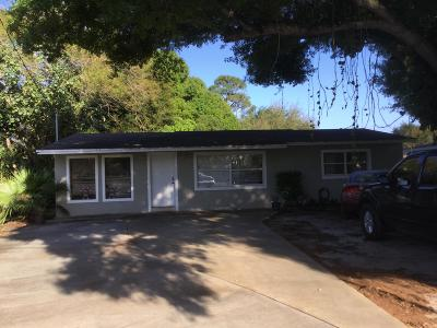 Fort Pierce FL Single Family Home For Sale: $124,900