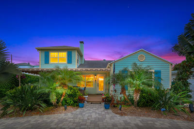 Lake Worth Single Family Home For Sale: 728 Lakeside Drive