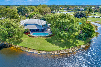 Palm Beach Gardens Single Family Home For Sale: 2 Tarrington Circle