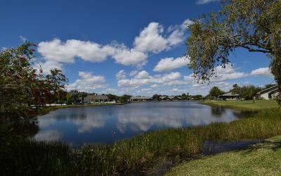 Jensen Beach Single Family Home Contingent: 3992 NW Cinnamon Tree Circle