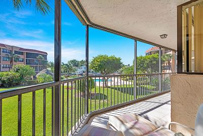 Boca Raton Condo For Sale: 800 Jeffery Street #207