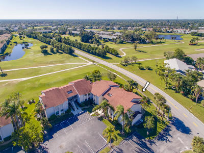 Jupiter Condo For Sale: 702 Wingfoot Drive #D