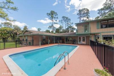 West Palm Beach Single Family Home For Sale: 5601 Gun Club Road