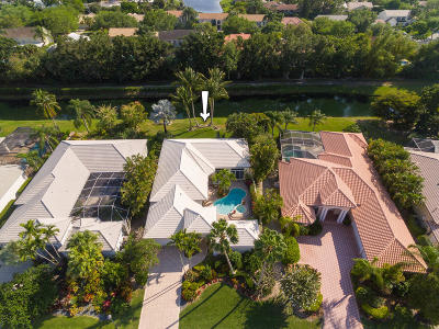 Palm Beach Gardens Single Family Home For Sale: 35 Bermuda Lake Drive