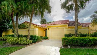 Boca Raton Single Family Home For Sale: 19996 Rima Circle