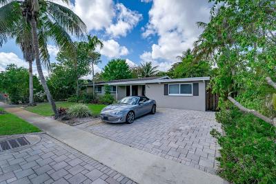 Fort Lauderdale Single Family Home For Sale: 2341 SW 35 Av Avenue