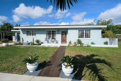 Lake Worth Single Family Home For Sale: 1441 Crest Drive