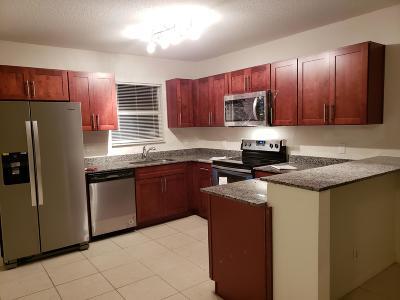 Jupiter Single Family Home For Sale: 6653 4th Street