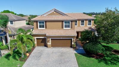 Lake Worth, Lakeworth Single Family Home For Sale: 9297 Sedgewood Drive