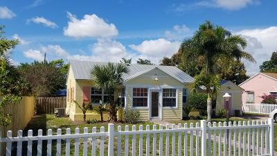 Delray Beach Single Family Home For Sale: 726 SE 3rd Avenue