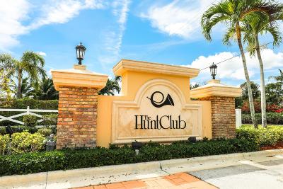Palm Beach Gardens Single Family Home For Sale: 10215 Hunt Club Lane