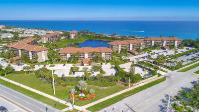 Jupiter Condo For Sale: 501 S Seas Drive #106