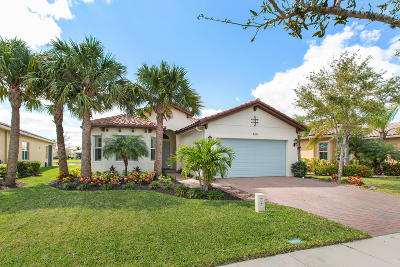 Royal Palm Beach Single Family Home For Sale: 2511 Vicara Court