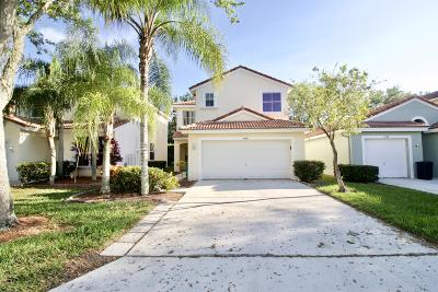 Lake Worth Single Family Home For Sale: 5726 Green Island Drive