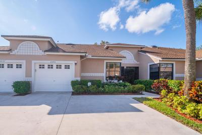 Boca Raton Condo For Sale: 8446 Springlake Drive