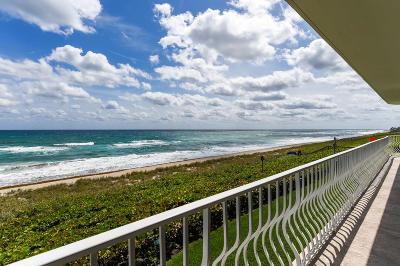 Palm Beach Condo For Sale: 2000 S Ocean Boulevard #209n