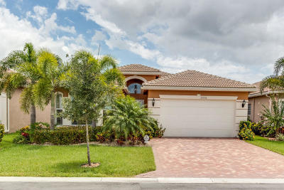Boynton Beach Single Family Home For Sale: 12300 Cascade Valley Lane