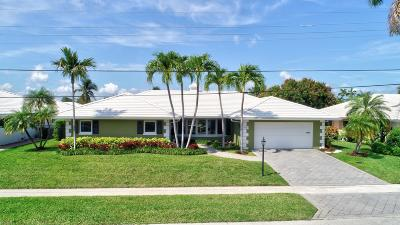 Boca Raton Single Family Home For Sale: 1027 SW Pepperridge Terrace